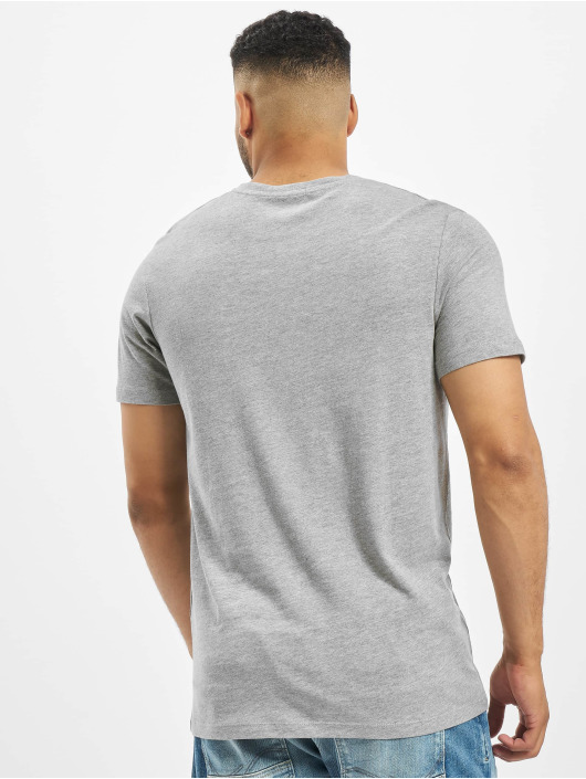 Jack & Jones T-Shirt jorRicky grau