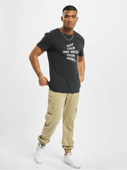Jack & Jones T-Shirt jorKeep grau