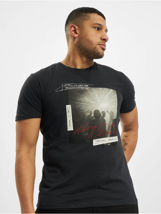 Jack & Jones T-Shirt jorBossa grau