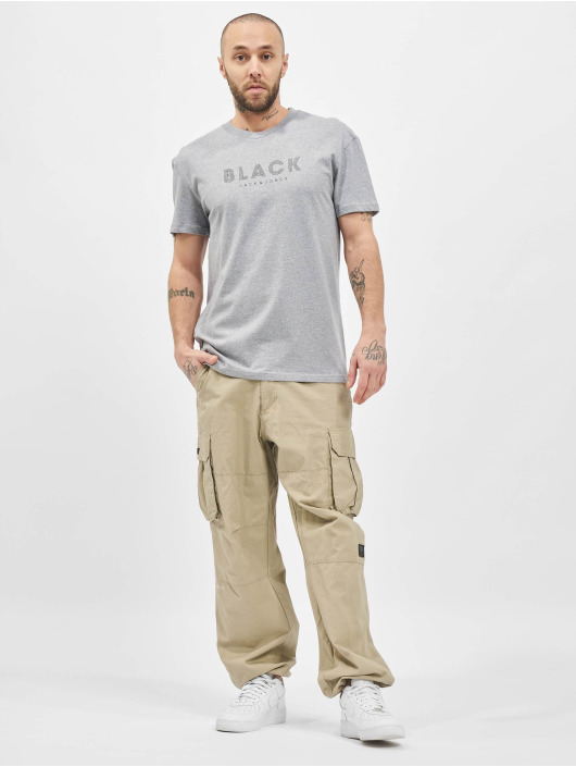 Jack & Jones T-Shirt jprBlaclean grau