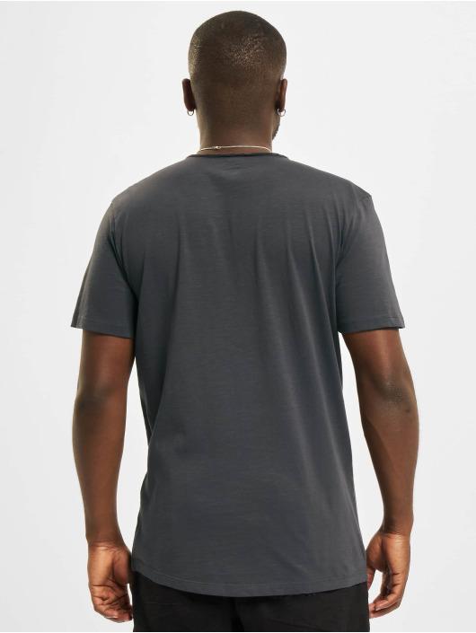 Jack & Jones T-Shirt Jjebasher O-Neck grau