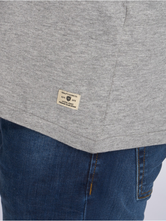 Jack & Jones T-Shirt jprAshley gray