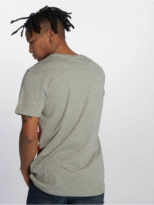 Jack & Jones T-Shirt jcoKate gray