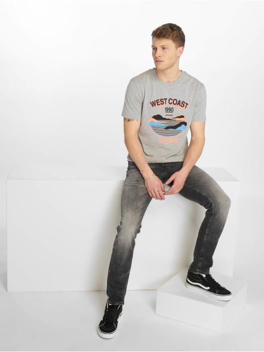 Jack & Jones T-Shirt jorMonument gray