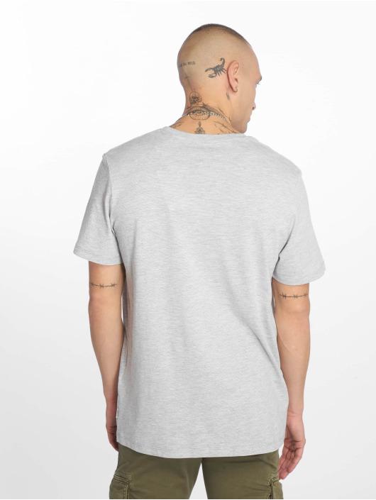 Jack & Jones T-Shirt jcoFresco gray