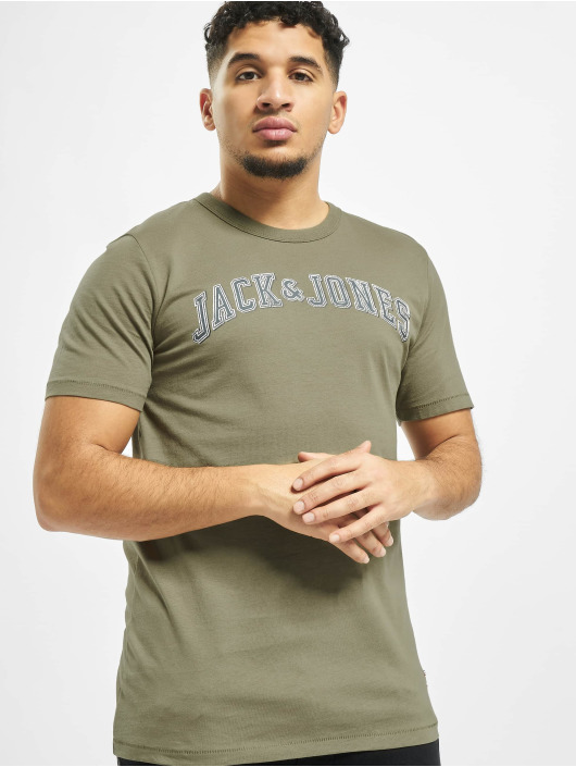 Jack & Jones T-Shirt jprLogo green