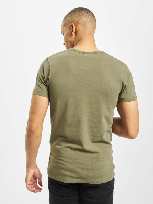 Jack & Jones T-Shirt jjeBasic green