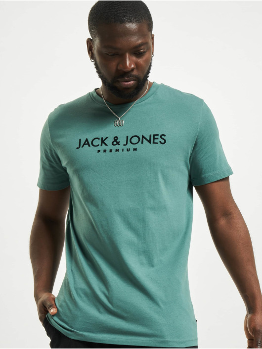 Jack & Jones T-Shirt jprBlajake green