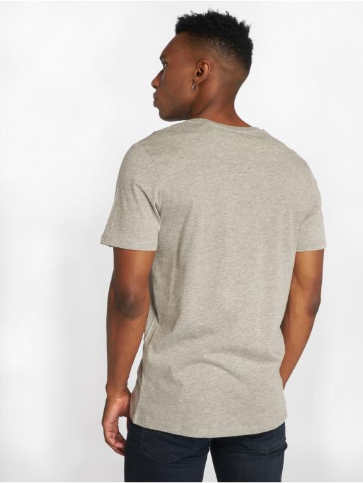 Jack & Jones T-Shirt jjeCorp Logo grey