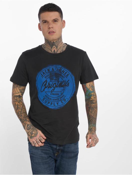 Jack & Jones T-Shirt jorRejistood grey