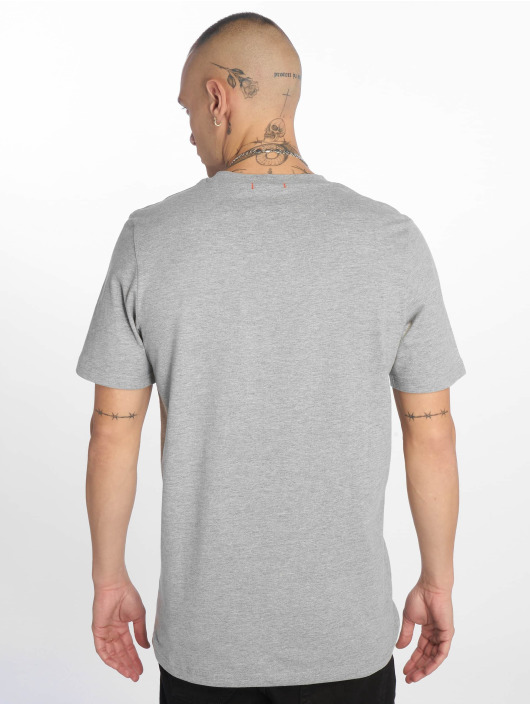 Jack & Jones T-Shirt jorMessenger grey