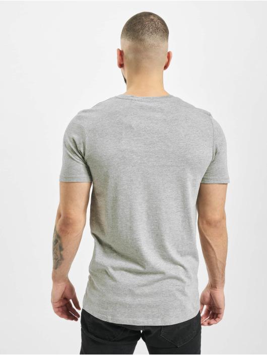 Jack & Jones T-Shirt JjeLog grey