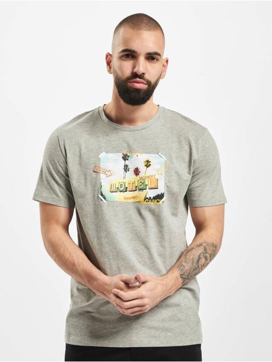 Jack & Jones T-Shirt jorLuciano grey