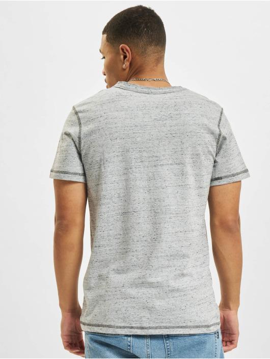 Jack & Jones T-Shirt Jprblumartin Crew Neck grey
