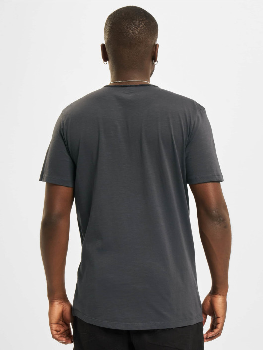 Jack & Jones T-Shirt Jjebasher O-Neck grey