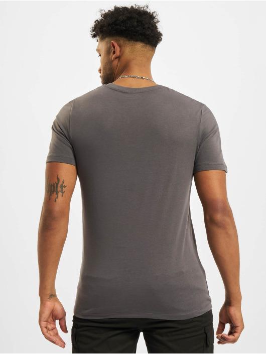 Jack & Jones T-Shirt Jjelogo O-Neck grey