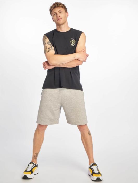 Jack & Jones t-shirt jorNeon Muscle grijs
