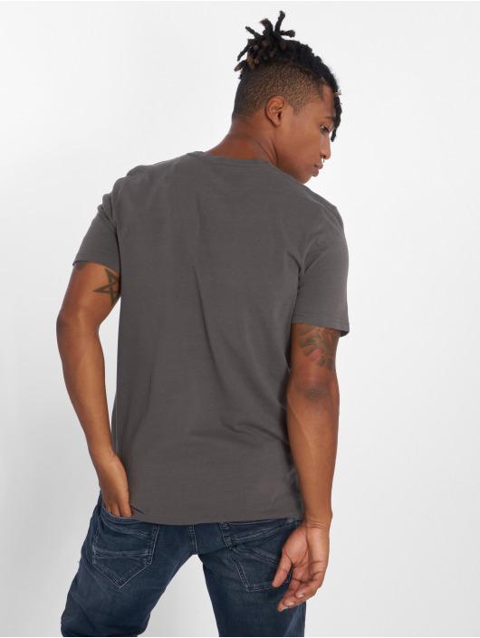 Jackamp; Homme Gris 491944 Jormustang T shirt Jones BoeQrdCExW