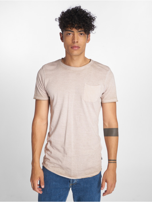 Jack & Jones T-Shirt jorJack Crew Neck gris