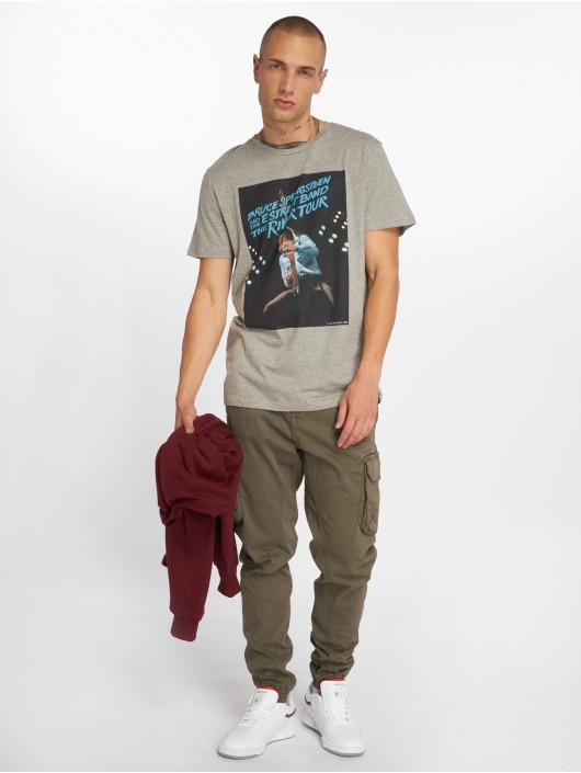 Jack & Jones T-Shirt jorRocked gris