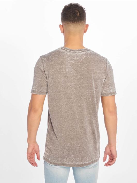 Jackamp; 623127 Gris Jorcraziest T shirt Jones Homme LzGqVUSMp