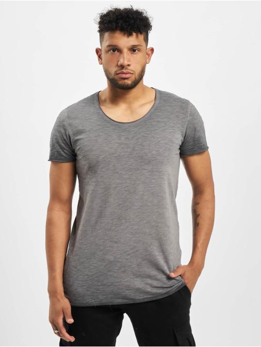 Jack & Jones T-Shirt jorBas Black gris
