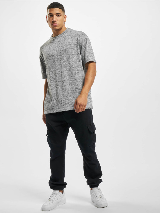 Jack & Jones T-Shirt jcoLaurids Knit gris