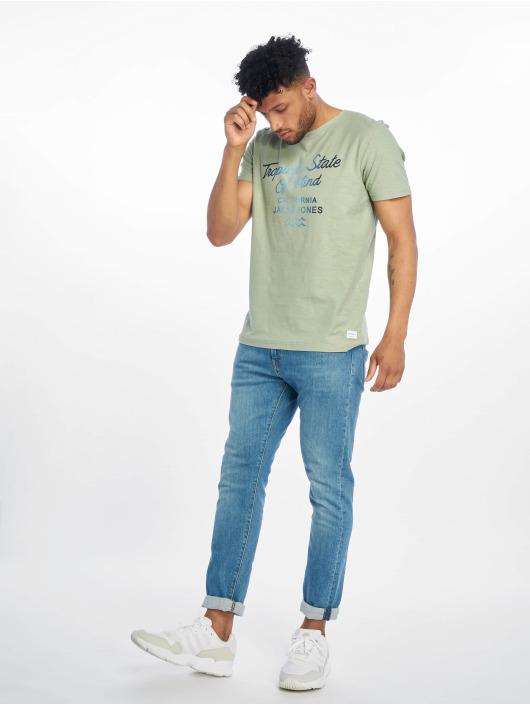 Jack & Jones t-shirt jorDeepsurf groen