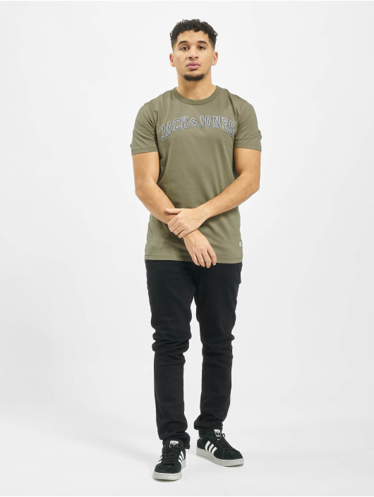 Jack & Jones T-shirt jprLogo grön