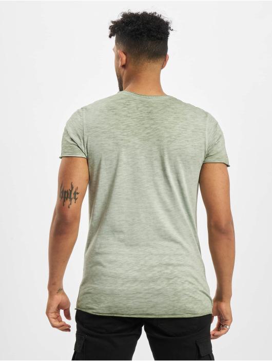 Jack & Jones t-shirt jorBas Black groen