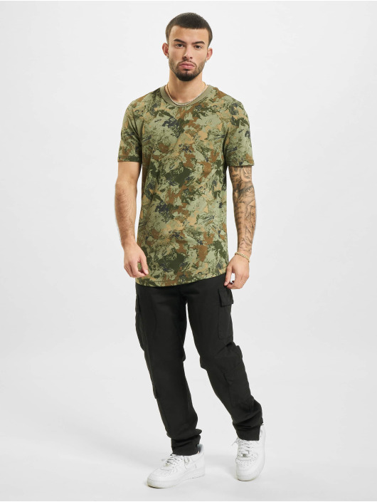 Jack & Jones t-shirt jcoBo groen