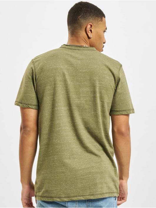 Jack & Jones t-shirt Jprblumartin Crew Neck groen