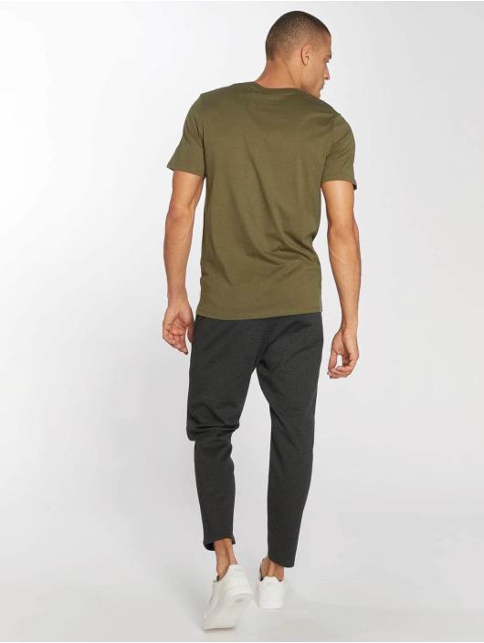 Jack & Jones T-Shirt jjePocket grün