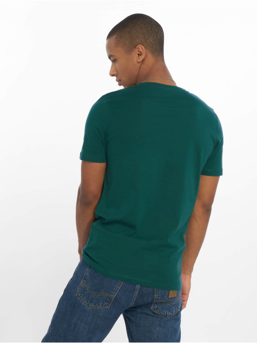 Jack & Jones T-Shirt jorPhotoxmas grün