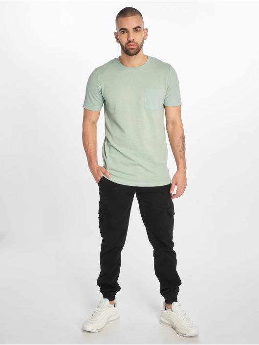 Jack & Jones T-Shirt jcoLike grün