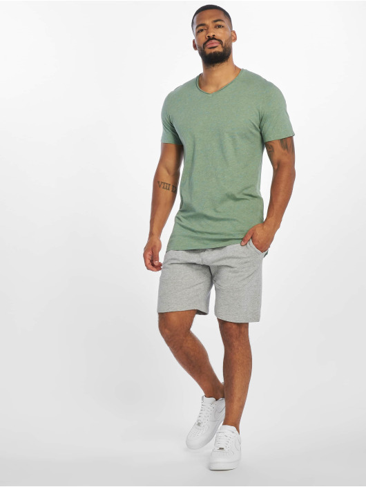 Jack & Jones T-Shirt jorMorgan grün