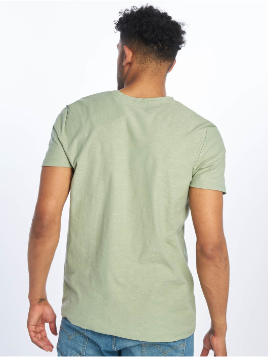 Jack & Jones T-Shirt jorDeepsurf grün
