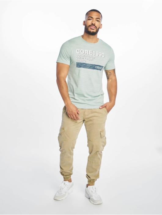 Jack & Jones T-Shirt jcoPara grün