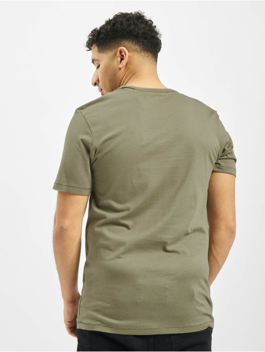 Jack & Jones T-Shirt jprLogo grün