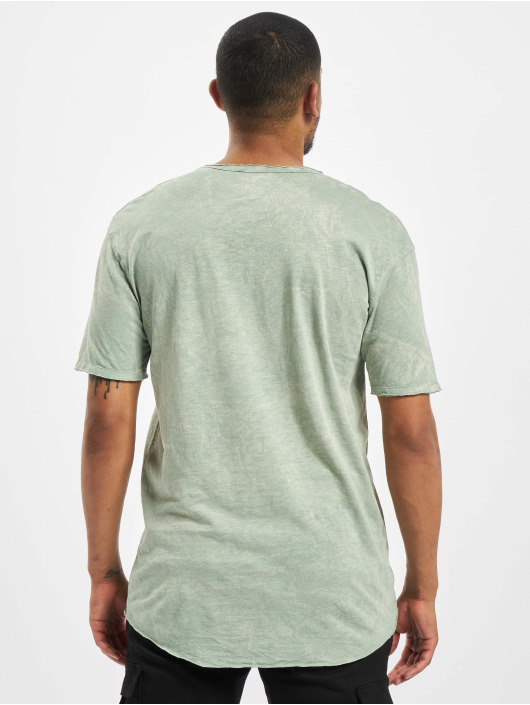 Jack & Jones T-Shirt jorFred grün