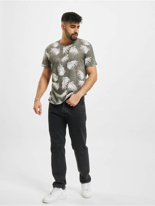 Jack & Jones T-Shirt jprBlabaker grün