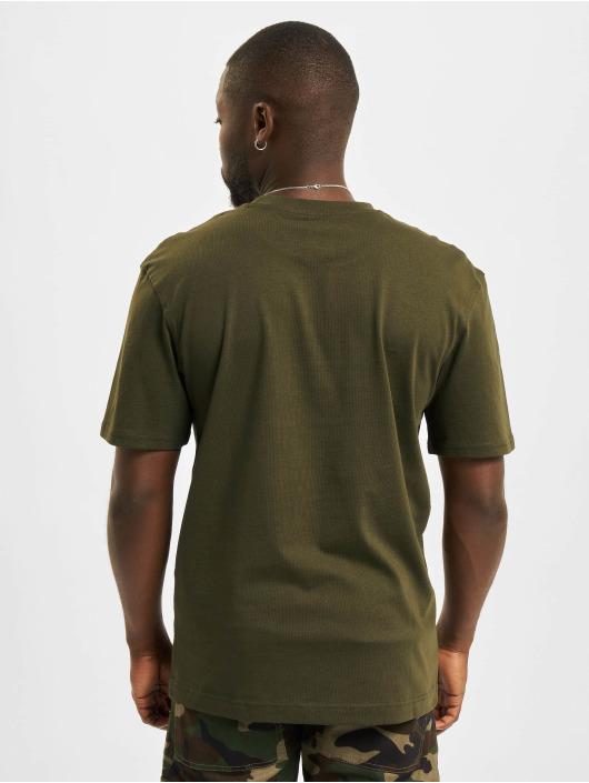 Jack & Jones T-Shirt Jjerelaxed O-Neck grün