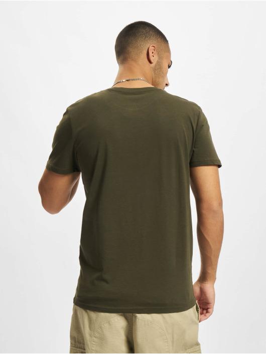 Jack & Jones T-Shirt Jjsoldier grün
