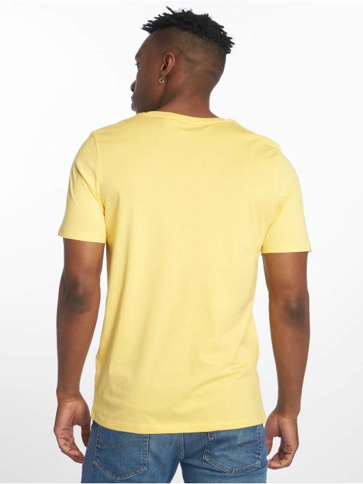 Jack & Jones T-Shirt jjeLogo jaune