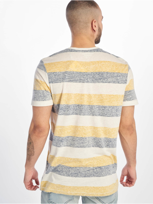 Jack & Jones T-Shirt jorSider jaune