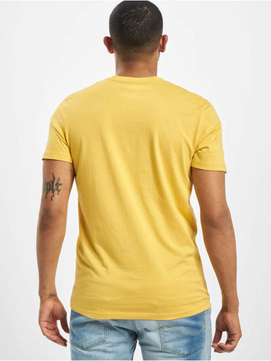 Jack & Jones T-Shirt jorHolidaz jaune