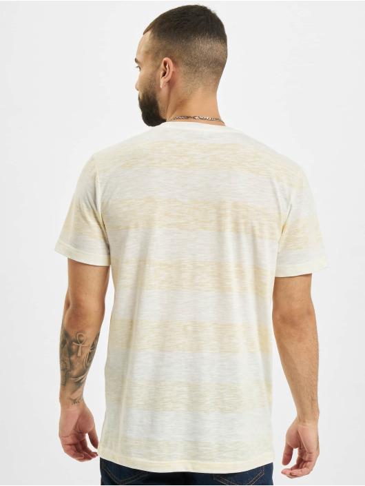 Jack & Jones T-Shirt jjResort jaune