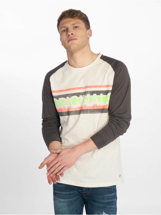 Jack   Jones   jorSmack blanc Homme T-Shirt manches longues 588159 8137e5156694