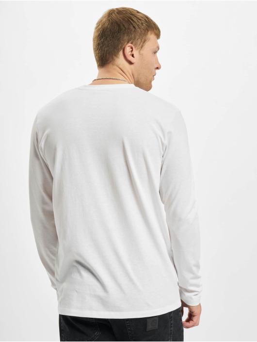 Jack & Jones T-Shirt manches longues Jjkimbel blanc