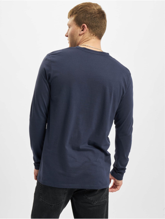 Jack & Jones T-Shirt manches longues Jjkimbel bleu